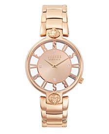 Versus Women's Two Tone Bracelet Watch 18mm