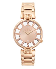 Versus Women's Two Tone Bracelet Watch 18mm