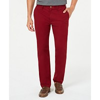 Club Room Men's Stretch Chinos (Multiple Colors)