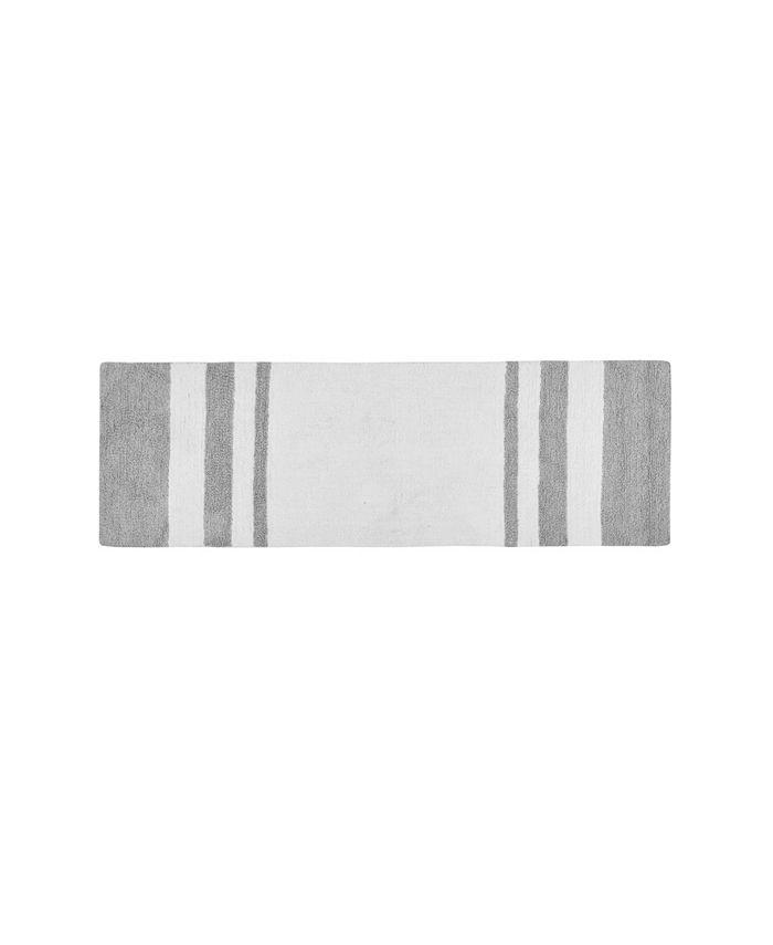 "Madison Park - Spa Cotton Reversible 24"" x 72"" Bath Rug"