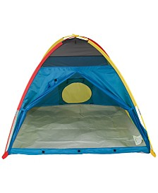 Pacific Play Tents Super Duper 4 Kid Play Tent 58 In X 58 In X 46 In