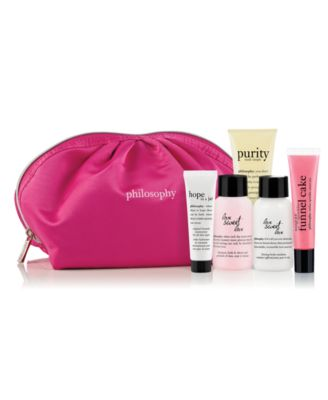 Receive a FREE 6-Pc. Gift with $35 philosophy purchase - Gifts ...