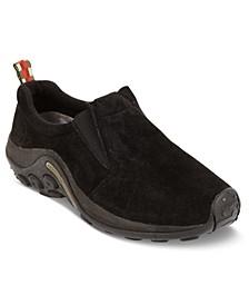 Jungle Suede Moc Slip-On Shoes
