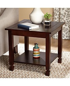 The Mezzanine Shoppe Zenith End Table
