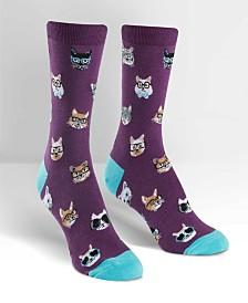 Sock It To Me Women's Smarty Cats Socks