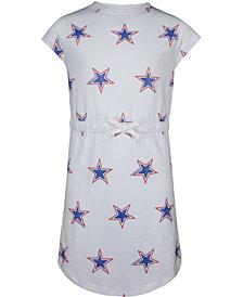 Converse Big Girls Cotton Star-Print Dress