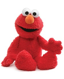 Gund® Baby Boys or Girls 50th-Anniversary Elmo Plush Toy