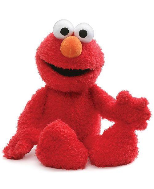 Gund® Baby Boys or Girls 50th-Anniversary Elmo Plush Toy