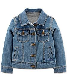 Carter's Baby Girls Denim Jacket