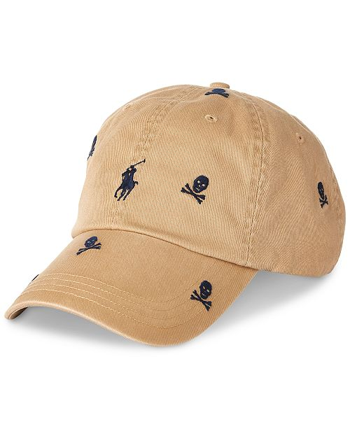 Polo Ralph Lauren Men's Chino Sport Cap