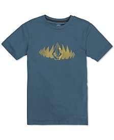 Volcom Big Boys Phase Too Graphic T-Shirt
