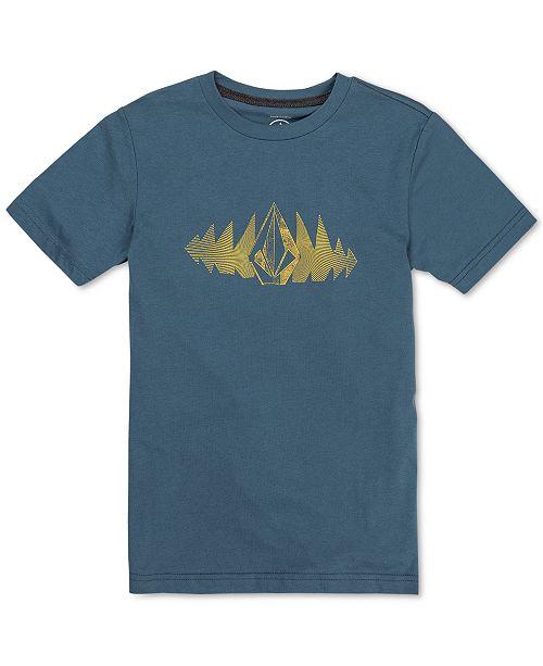 Volcom Big Boys Phase Too Graphic T-Shirt