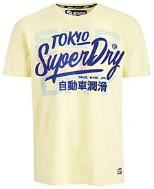 Men's Ticket Type Graphic T-Shirt