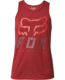 Men's Heritage Forger Tech Logo Tank Top