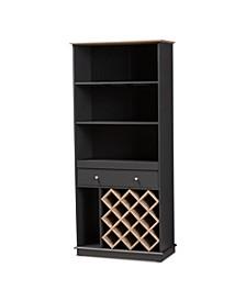 Mattia Wine Cabinet