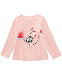 d5a7aa57 Girls Shirts & T-shirts - Tops for Girls - Macy's