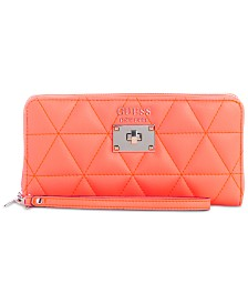 GUESS Laikin Zip-Around Wallet