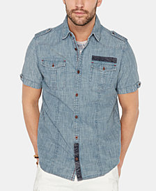 Buffalo David Bitton Men's Sitoap Shirt