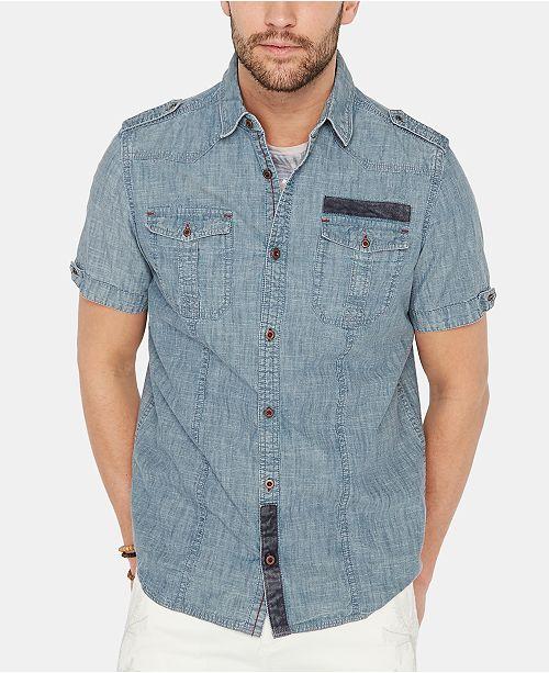 Buffalo David Bitton Men's Sitoap Shirt