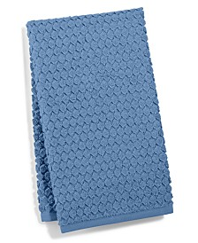 "Hotel Collection Sculpted 20"" x 30"" Turkish Cotton Hand Towel, Created for Macy's"