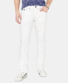 Men's Ash-X Slim-Fit Super Stretch Jeans