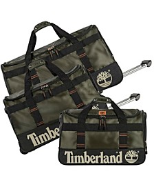 Jay Peak Trail Wheeled Duffle Collection