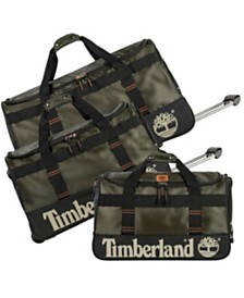 Timberland Jay Peak Trail Wheeled Duffel Collection