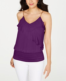 Thalia Sodi Chain-Strap Tank, Created for Macy's