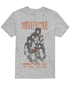 Men's Mötley Crüe World Tour Graphic T-Shirt
