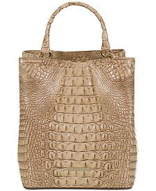 Brahmin Amelia Melbourne Bucket Bag