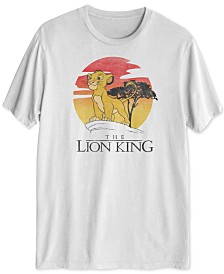 Lion King Men's Graphic T-Shirt