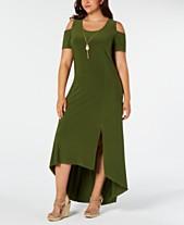 Plus Size Semiformal Dresses: Shop Plus Size Semiformal Dresses - Macy\'s