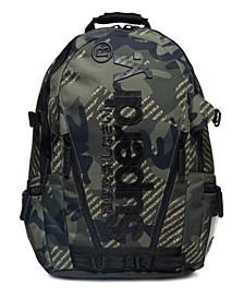 Men's Tarp Camo Backpack