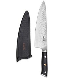 """Sasaki Takumi 8"""" Chef's Knife with Sheath"""
