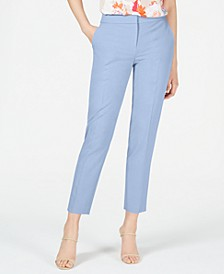 Solid Bi-Stretch Pants, Created for Macy's