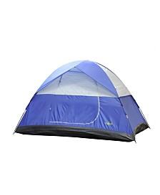 Stansport 3 Season Tent - 8' X 10' X 6'