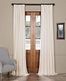 "Solid Cotton Blackout 50"" x 96"" Curtain Panel"