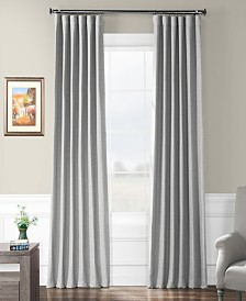 "Exclusive Fabrics & Furnishings Bellino Blackout 50"" x 84"" Curtain Panel"