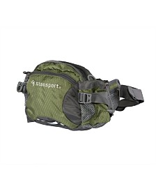 Stansport Waist Pack With Shoulder Strap - 5 Liter