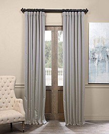 """Extra Wide Blackout 100"""" x 96"""" Curtain Panel"""
