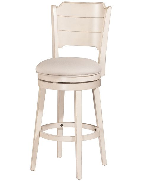 Hillsdale Clarion Swivel Counter Height Stool