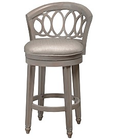 Adelyn Swivel Counter Height Stool