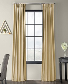 """Solid Country Cotton 50"""" x 108"""" Curtain Panel"""
