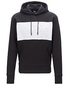 BOSS Men's Sly Relaxed-Fit Hooded Sweatshirt