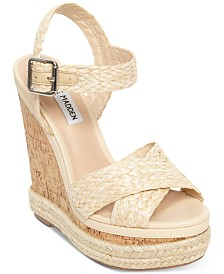 Steve Madden Maven Wedge Sandals
