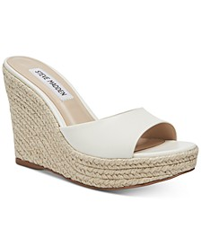 Micah Wedge Sandals