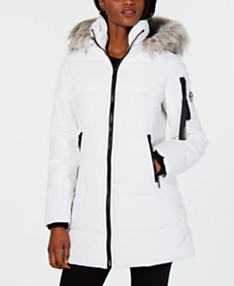 32916affb Nautica Womens Coats - Macy's