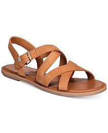 TOMS Sicily Flat Sandals