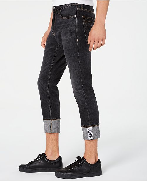 Calvin Klein Jeans Men's Slim-Fit Stretch Jeans