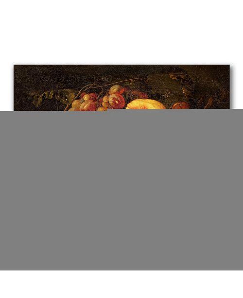 "Trademark Global Cornelis de Heem 'Still Life' Canvas Art - 32"" x 26"""